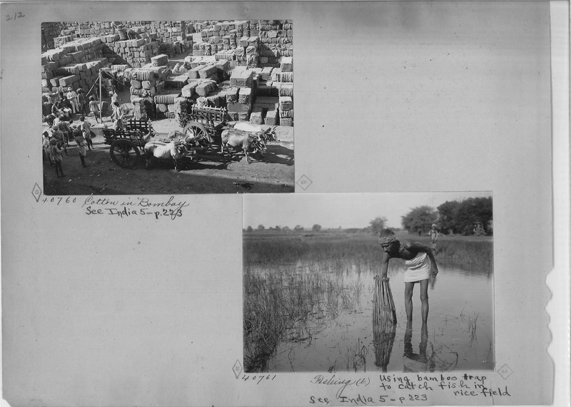 Mission Photograph Album - India - O.P. #02 Page 0212