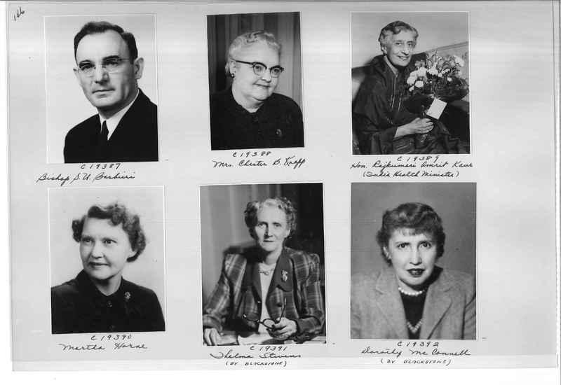 Mission Photograph Album - Portraits #08 Page 0146
