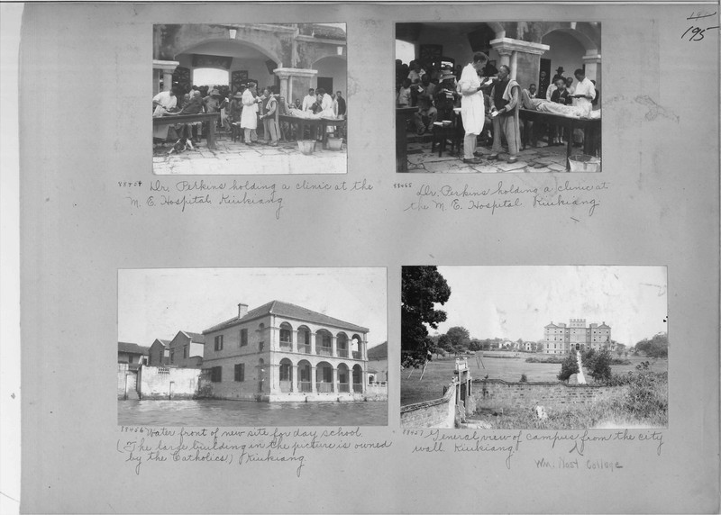 Mission Photograph Album - China #13 page 0195