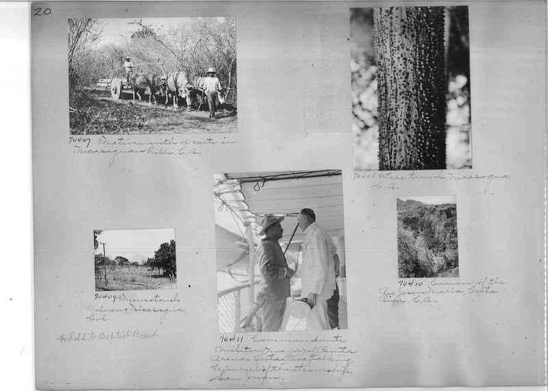 Mission Photograph Album - Panama #03 page 0020