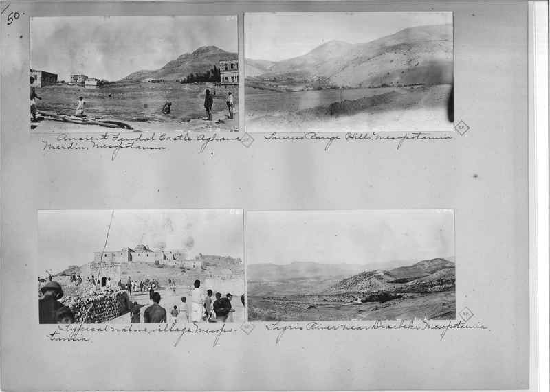 Mission Photograph Album - Western Asia - O.P. - #01 page_0050