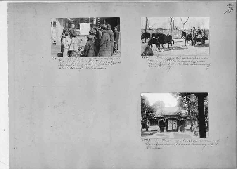 Mission Photograph Album - China #9 page 0165