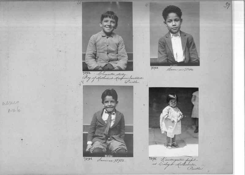 Mission Photograph Album - Mexico #06 page 0057