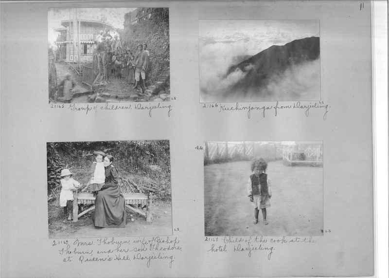 Mission Photograph Album - India #03 page_0011