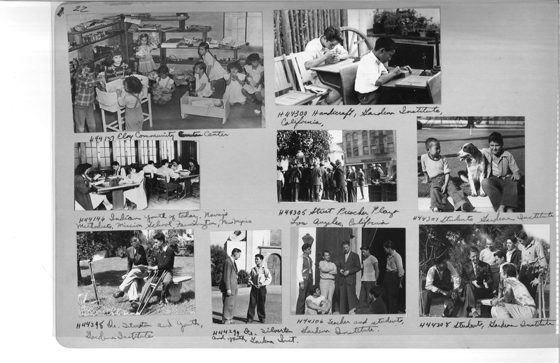 Mission Photograph Album - Latin America #3 page 0022