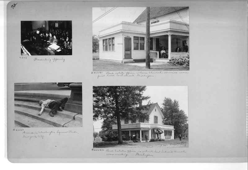 Mission Photograph Album - Cities #18 page 0072