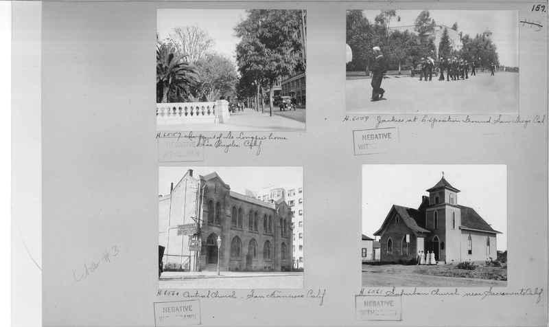Mission Photograph Album - Cities #3 page 0157