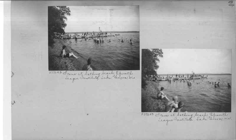 Mission Photograph Album - Religious Education #1 page 0113
