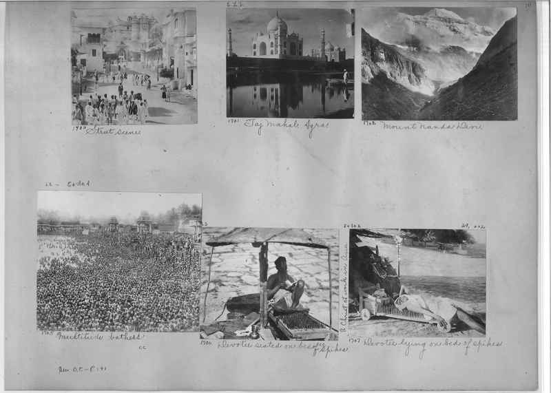 Mission Photograph Album - India #01 page 0111