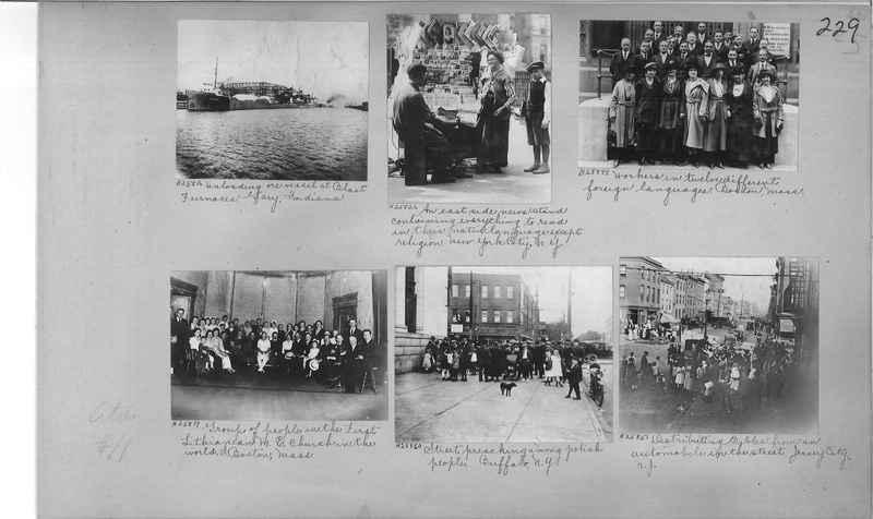 Mission Photograph Album - Cities #11 page 0229