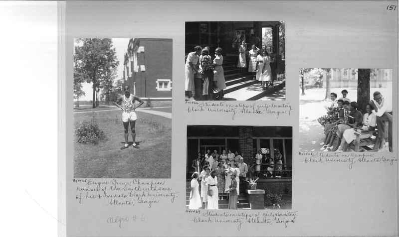 Mission Photograph Album - Negro #6 page 0151