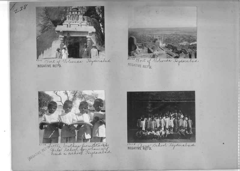 Mission Photograph Album - India #09 Page 0238