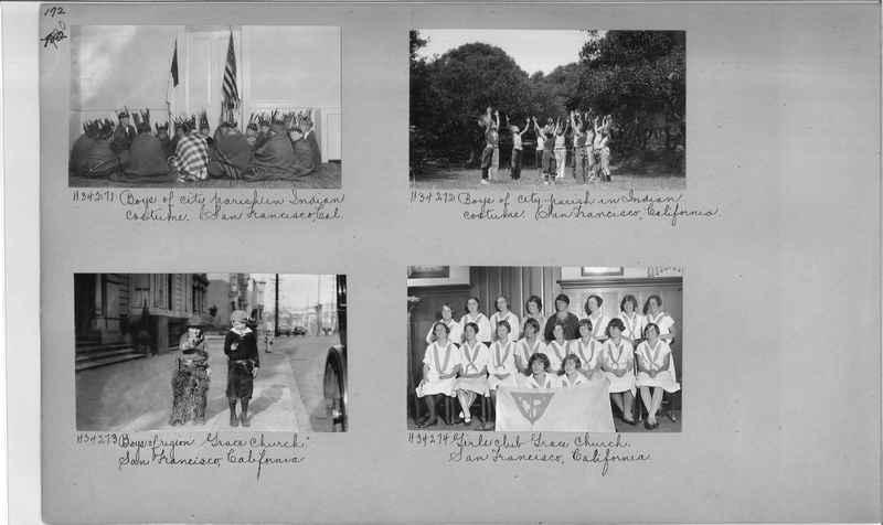 Mission Photograph Album - Cities #15 page 0172