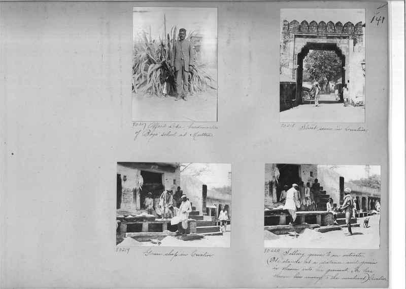 Mission Photograph Album - India #09 Page 0141
