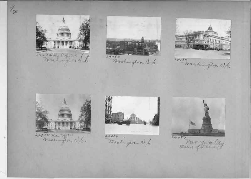 Mission Photograph Album - America #1 page 0030