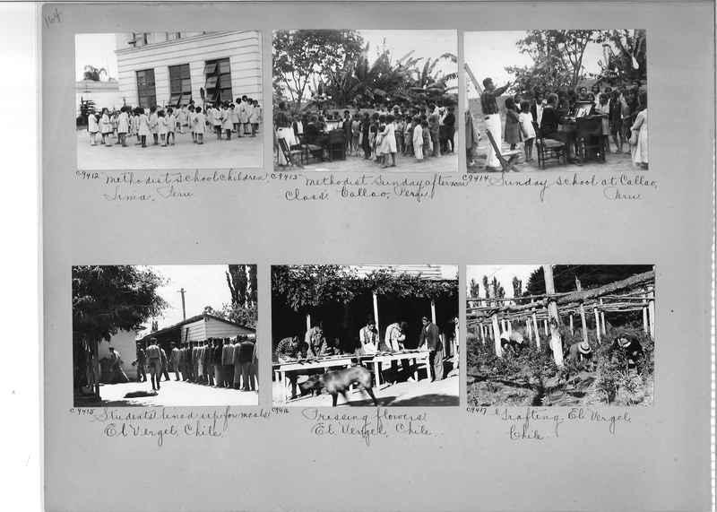 Misson Photograph Album - South America #8 page 0164