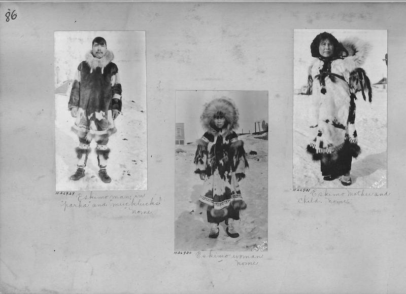 Mission Photograph Album - Alaska #1 page 0086