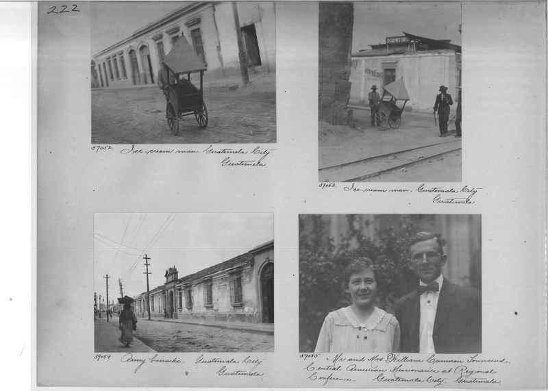 Mission Photograph Album - Panama #02 page 0222