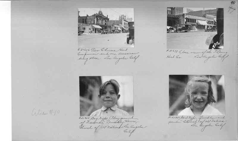 Mission Photograph Album - Cities #10 page 0095