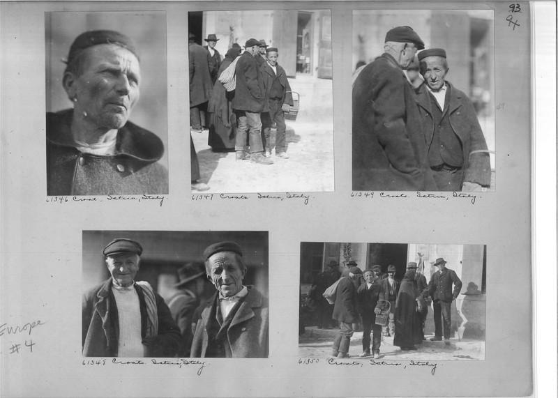 Mission Photograph Album - Europe #04 Page 0093