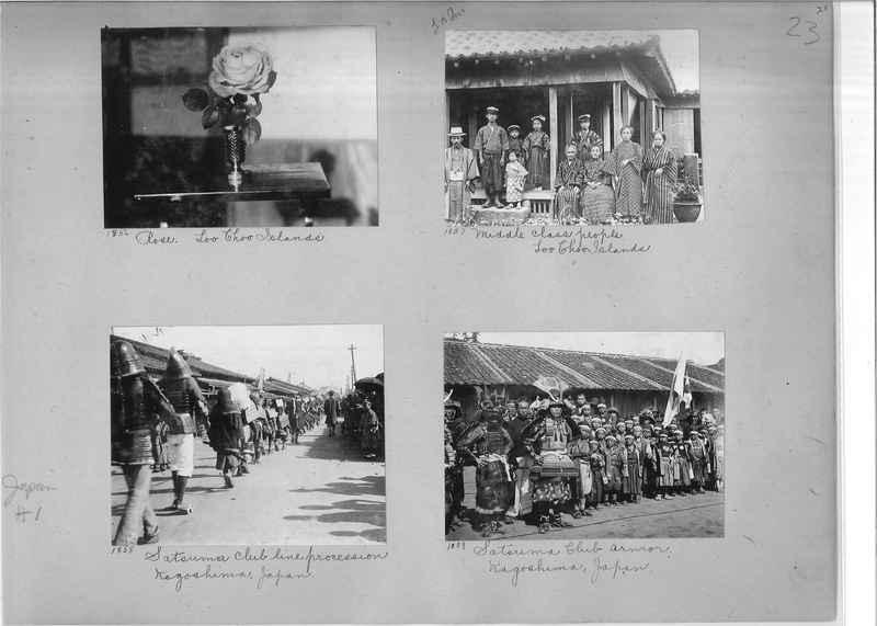 Mission Photograph Album -  Japan #01 Page 0023