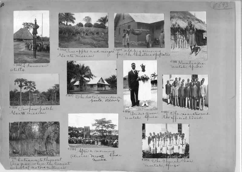 Mission Photograph Album - Africa #15 page 0050
