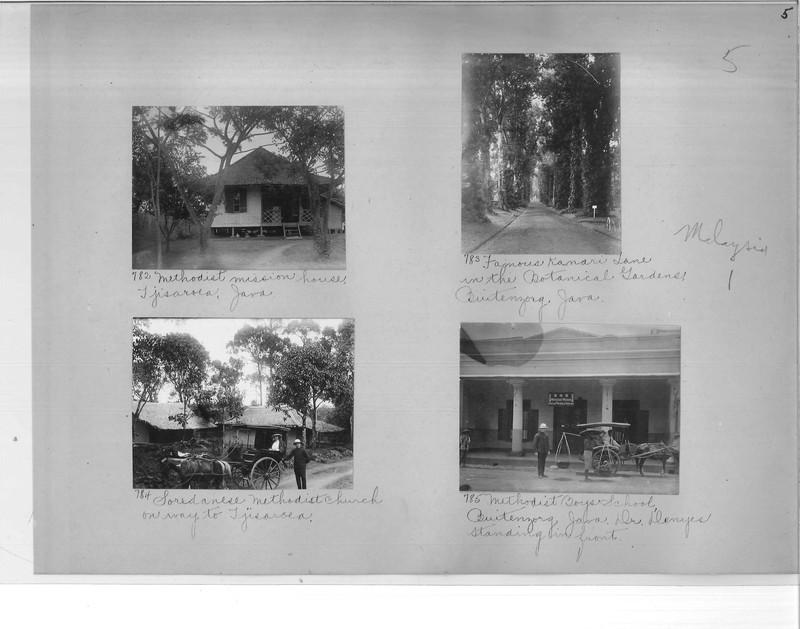 Mission Photograph Album - Malaysia #1 page 0005