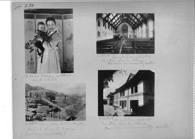 Mission Photograph Album - Korea #5 page 0238
