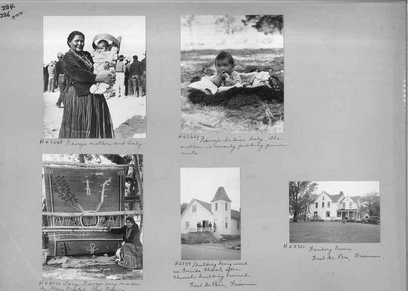 Mission Photograph Album - Indians #2 page_0226