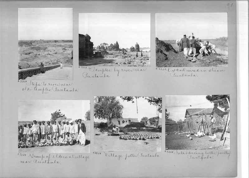 Mission Photograph Album - India #13 Page 0031