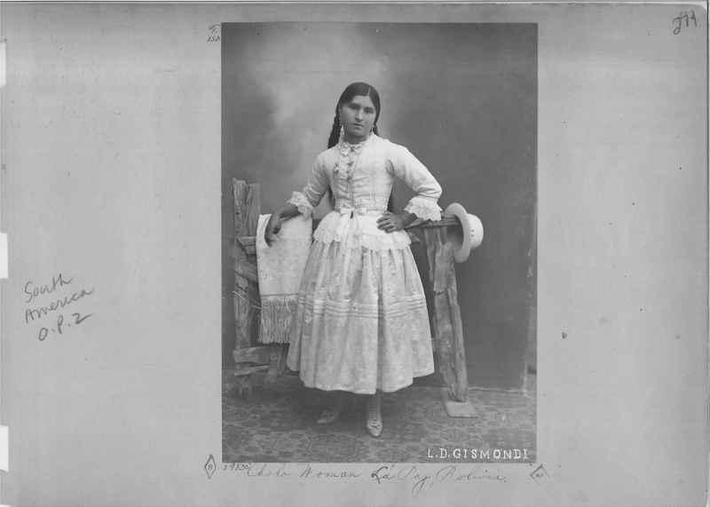 Mission Photograph Album - South America O.P. #2 page 0274
