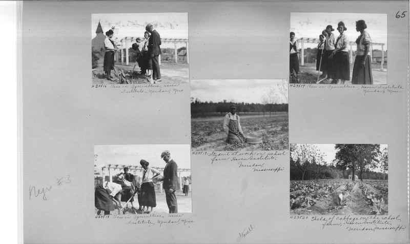 Mission Photograph Album - Negro #3 page 0065