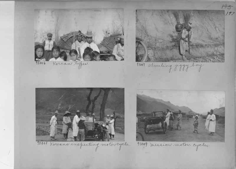 Mission Photograph Album - Korea #5 page 0197