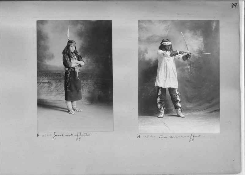 Mission Photograph Albums - Indians #1 page 0099