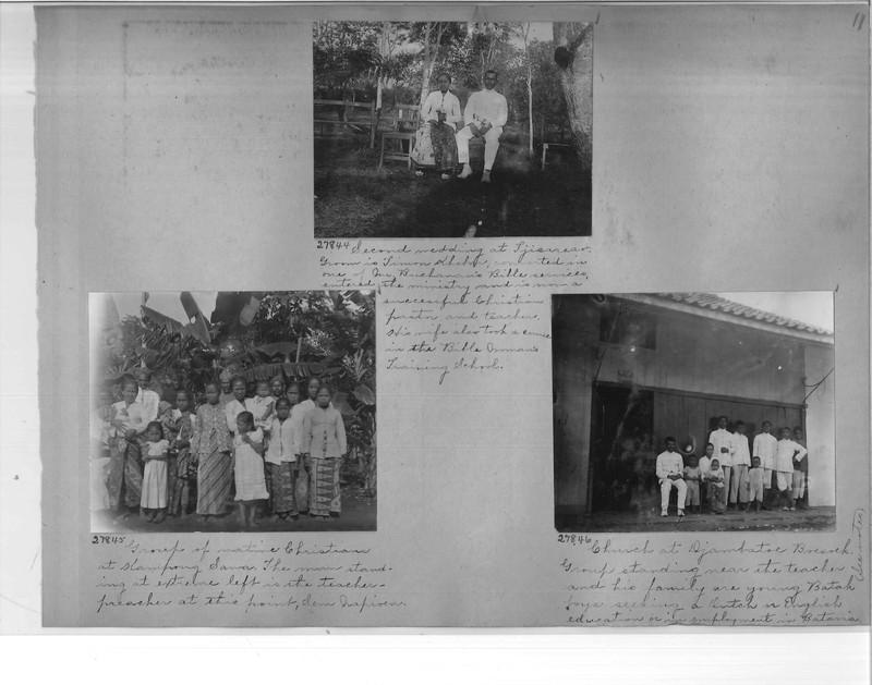 Mission Photograph Album - Malaysia #2 page 0011