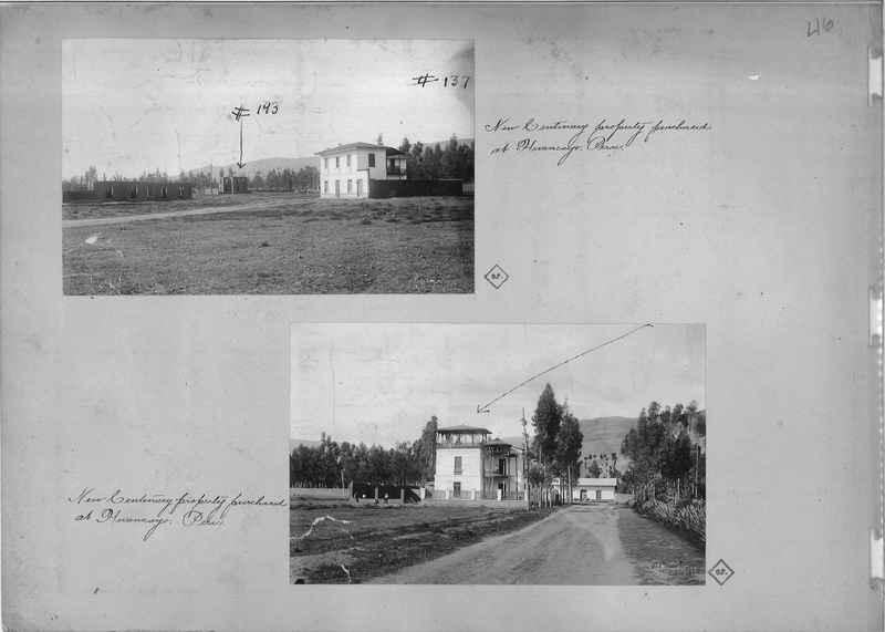 Mission Photograph Album - South America O.P. #3 page 0046