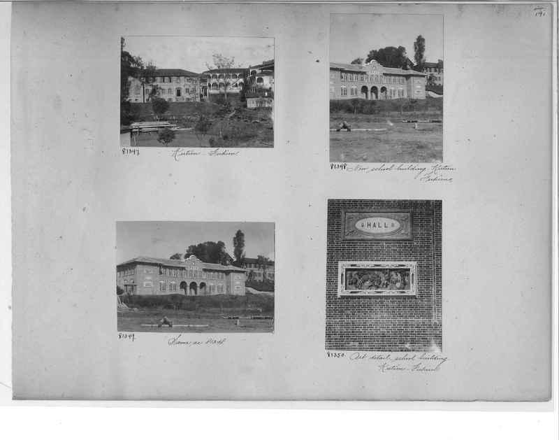 Mission Photograph Album - China #10 pg. 0191