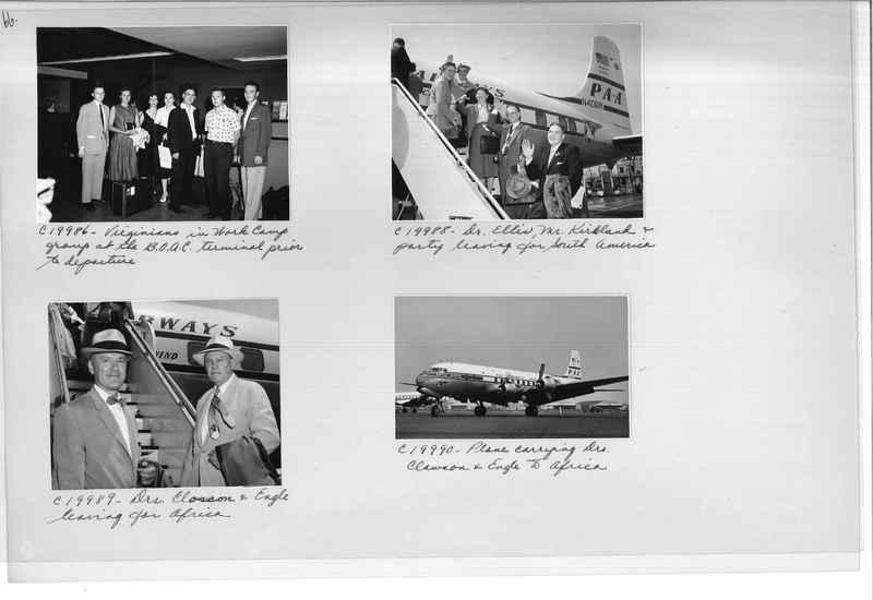 Mission Photograph Album - Portraits #13 Page 0066