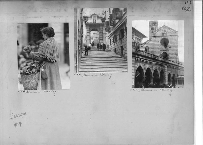Mission Photograph Album - Europe #04 Page 0121
