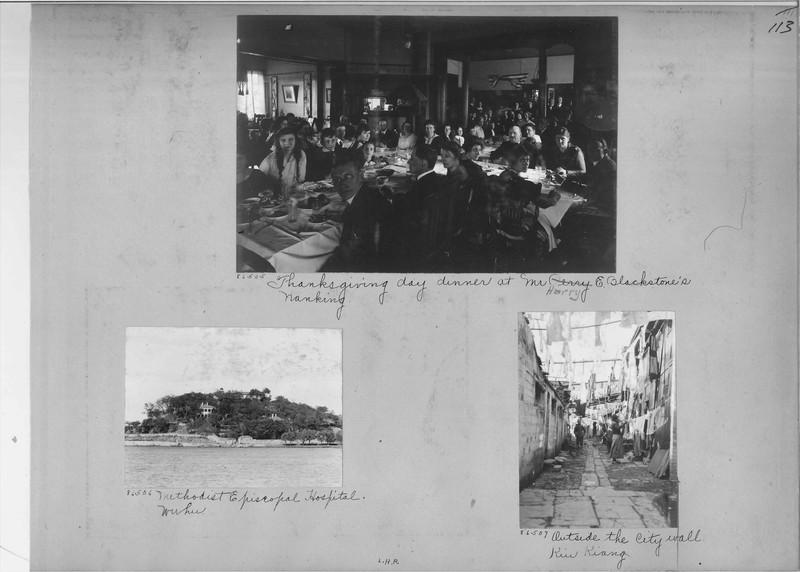 Mission Photograph Album - China #13 page 0113