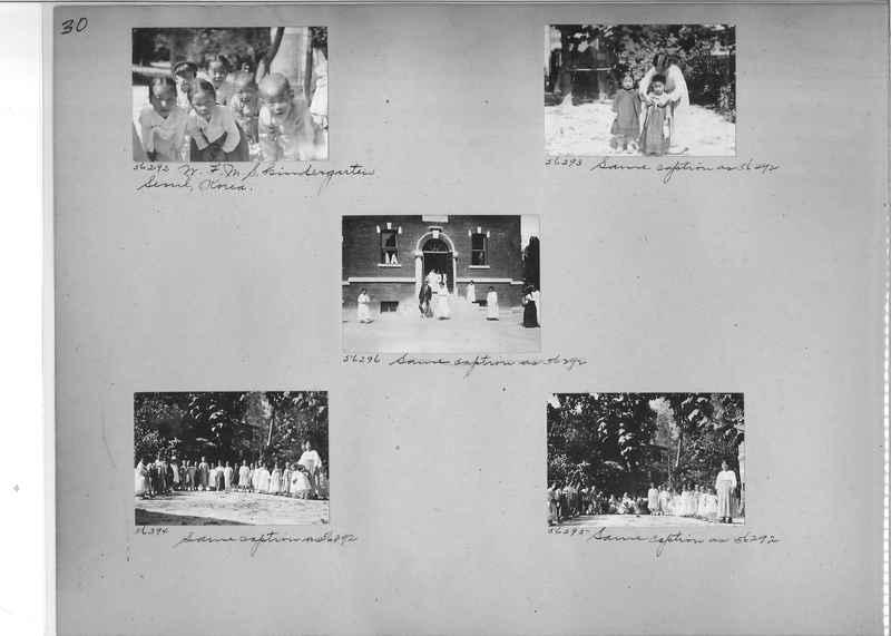 Mission Photograph Album - Korea #5 page 0030