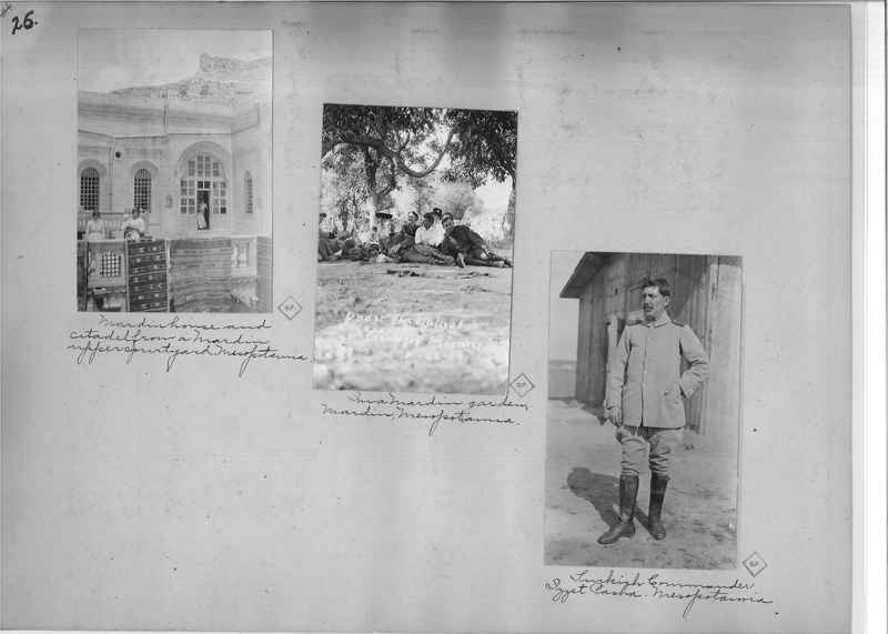 Mission Photograph Album - Western Asia - O.P. - #01 page_0026
