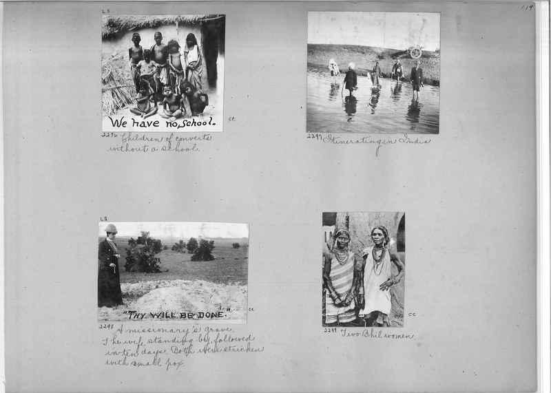 Mission Photograph Album - India #01 page 0119