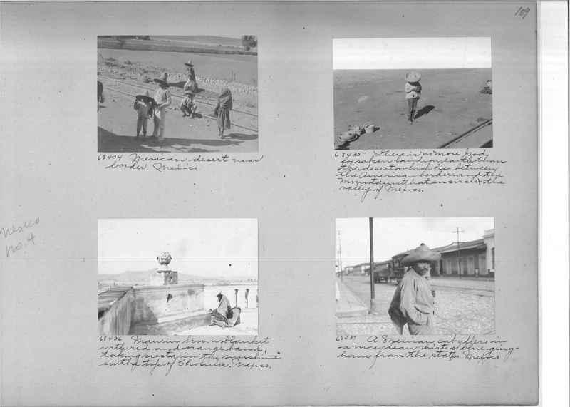Mission Photograph Album - Mexico #04 page 0109