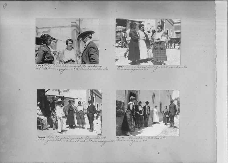 Mission Photograph Album - Mexico #04 page 0050