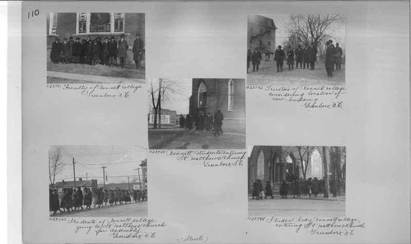Mission Photograph Album - Negro #3 page 0110