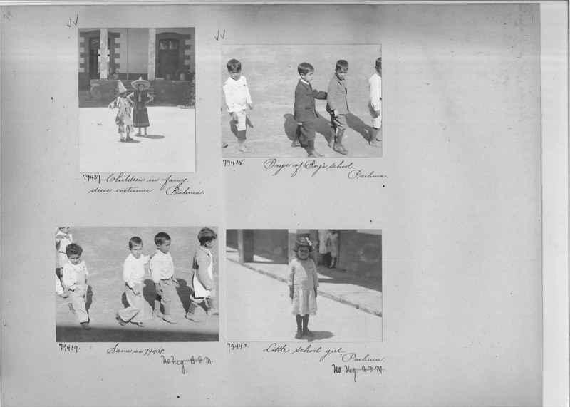 Mission Photograph Album - Mexico #06 page 0074