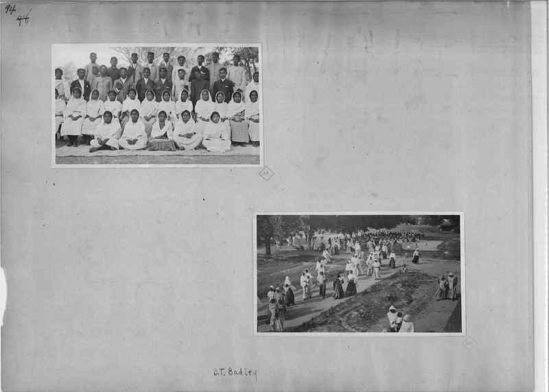Mission Photograph Album - India - O.P. #01 Page 0094