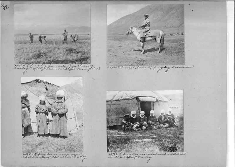 Mission Photograph Album - Western Asia - #01 page_0098