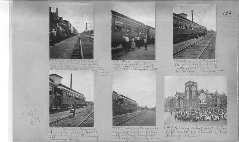 Mission Photograph Album - Negro #4 page 0129